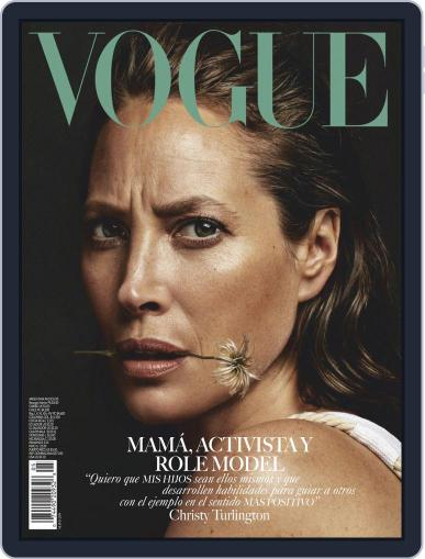 Vogue Latin America May 1st, 2019 Digital Back Issue Cover