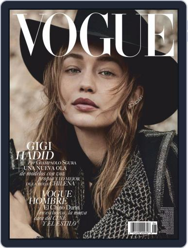 Vogue Latin America June 1st, 2019 Digital Back Issue Cover