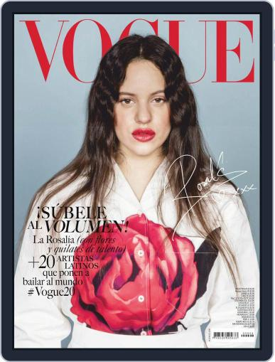 Vogue Latin America August 1st, 2019 Digital Back Issue Cover
