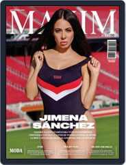 Maxim México (Digital) Subscription September 1st, 2019 Issue