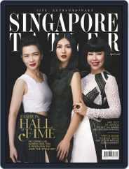Singapore Tatler (Digital) Subscription April 1st, 2016 Issue