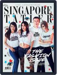 Singapore Tatler (Digital) Subscription April 1st, 2018 Issue