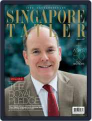 Singapore Tatler (Digital) Subscription August 1st, 2018 Issue