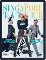 Singapore Tatler (Digital) Subscription September 1st, 2018 Issue