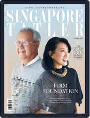 Singapore Tatler (Digital) Subscription October 1st, 2018 Issue