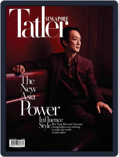 Singapore Tatler March 1st, 2020 Digital Back Issue Cover