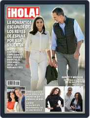 Hola! Mexico (Digital) Subscription February 27th, 2020 Issue