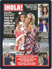 Hola! Mexico (Digital) Subscription April 2nd, 2020 Issue