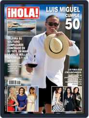Hola! Mexico (Digital) Subscription April 23rd, 2020 Issue