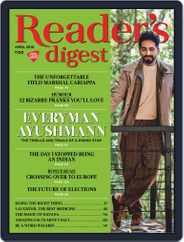 Reader's Digest India (Digital) Subscription April 1st, 2019 Issue