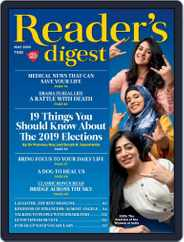 Reader's Digest India (Digital) Subscription May 1st, 2019 Issue