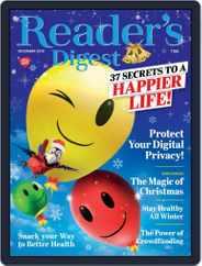 Reader's Digest India (Digital) Subscription December 1st, 2019 Issue