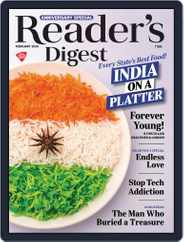 Reader's Digest India (Digital) Subscription February 1st, 2020 Issue