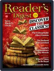 Reader's Digest India (Digital) Subscription March 1st, 2020 Issue