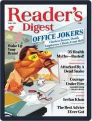 Reader's Digest India (Digital) Subscription April 1st, 2020 Issue