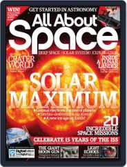 All About Space (Digital) Subscription October 16th, 2013 Issue