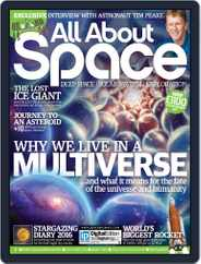 All About Space (Digital) Subscription January 1st, 2016 Issue