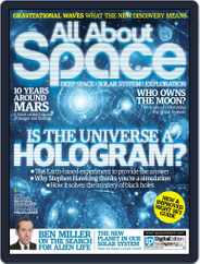 All About Space (Digital) Subscription March 3rd, 2016 Issue