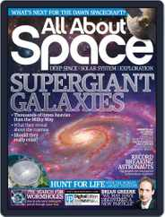 All About Space (Digital) Subscription October 1st, 2016 Issue