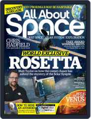 All About Space (Digital) Subscription November 1st, 2016 Issue