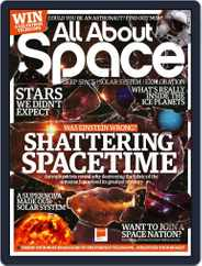 All About Space (Digital) Subscription January 1st, 2018 Issue