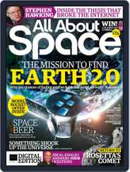 All About Space (Digital) Subscription June 1st, 2018 Issue