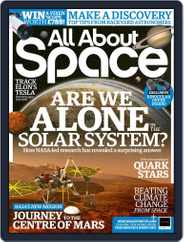 All About Space (Digital) Subscription August 1st, 2018 Issue
