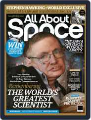 All About Space (Digital) Subscription October 1st, 2018 Issue