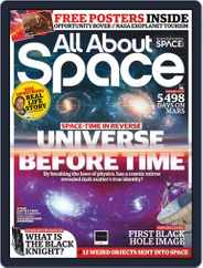 All About Space (Digital) Subscription August 1st, 2019 Issue