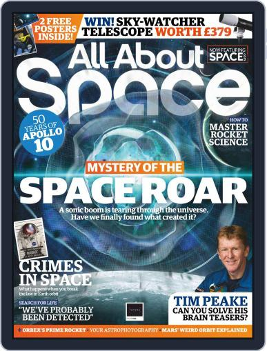 All About Space September 1st, 2019 Digital Back Issue Cover