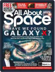 All About Space (Digital) Subscription October 1st, 2019 Issue
