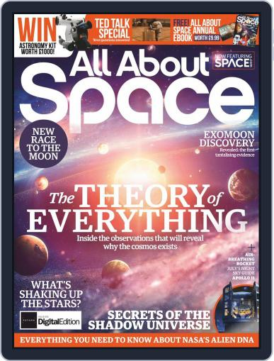 All About Space November 1st, 2019 Digital Back Issue Cover