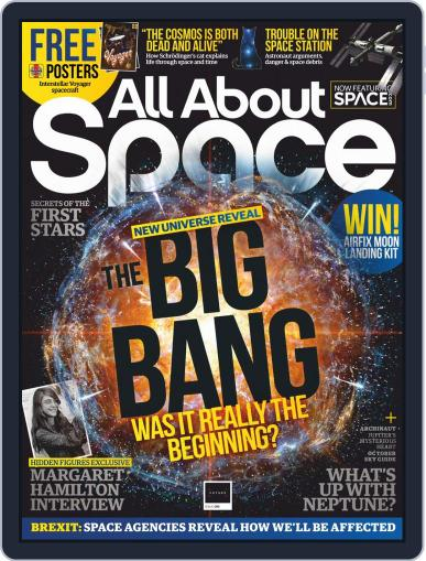 All About Space February 1st, 2020 Digital Back Issue Cover