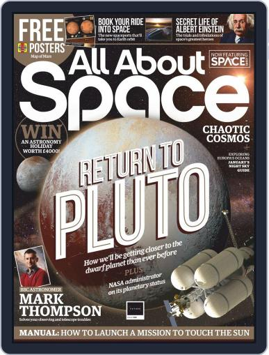 All About Space June 1st, 2020 Digital Back Issue Cover