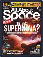 All About Space (Digital) Subscription August 1st, 2020 Issue