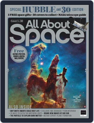 All About Space September 1st, 2020 Digital Back Issue Cover