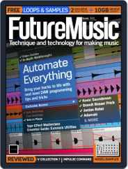 Future Music (Digital) Subscription August 1st, 2019 Issue