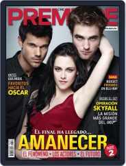 Cine Premiere (Digital) Subscription November 1st, 2012 Issue
