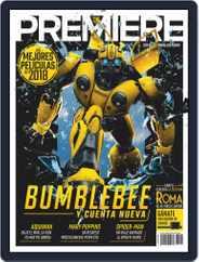 Cine Premiere (Digital) Subscription December 1st, 2018 Issue