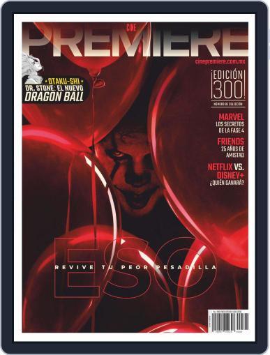 Cine Premiere September 1st, 2019 Digital Back Issue Cover