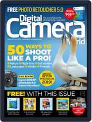 Digital Camera World Subscription April 1st, 2019 Issue