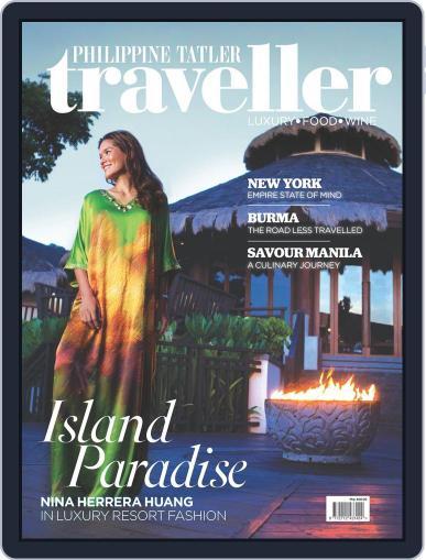 Philippine Tatler Traveller July 18th, 2012 Digital Back Issue Cover