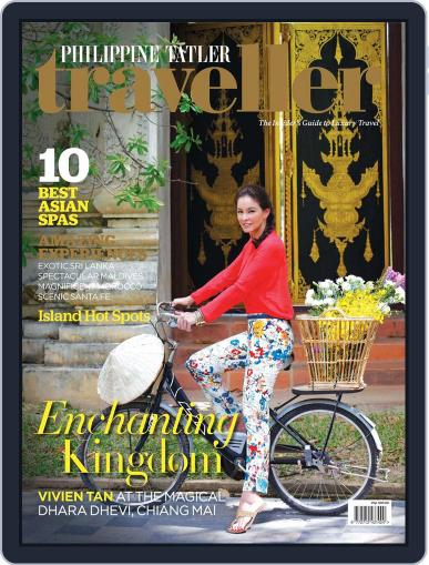 Philippine Tatler Traveller March 14th, 2013 Digital Back Issue Cover