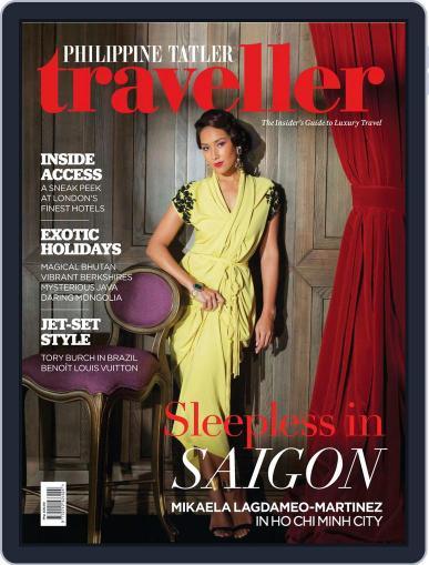 Philippine Tatler Traveller November 25th, 2013 Digital Back Issue Cover