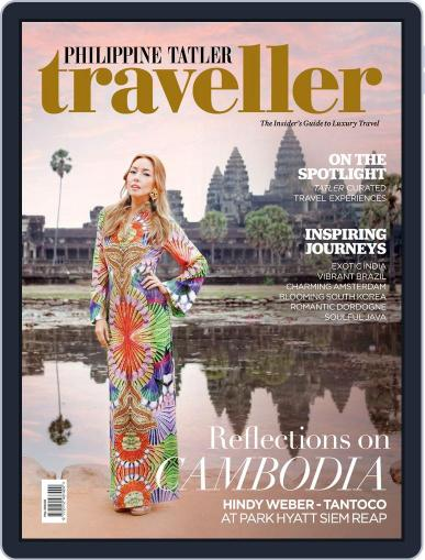 Philippine Tatler Traveller May 16th, 2014 Digital Back Issue Cover