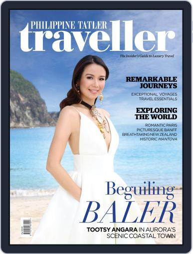 Philippine Tatler Traveller November 19th, 2014 Digital Back Issue Cover