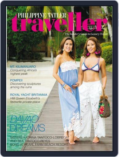 Philippine Tatler Traveller November 1st, 2016 Digital Back Issue Cover