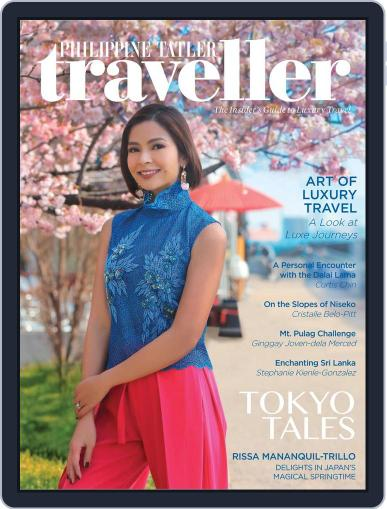 Philippine Tatler Traveller May 19th, 2017 Digital Back Issue Cover
