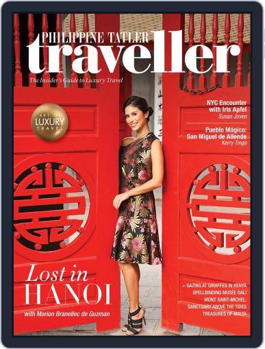 Philippine Tatler Traveller June 11th, 2019 Digital Back Issue Cover