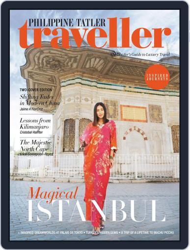 Philippine Tatler Traveller November 4th, 2019 Digital Back Issue Cover